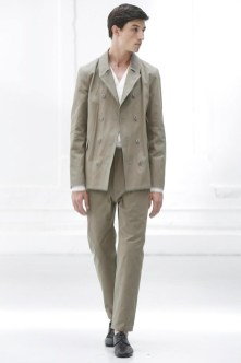 Christophe Lemaire, Menswear Spring Summer 2015 Fashion Show in Paris