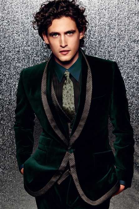 Dolce-and-Gabbana-Fall-Winter-2014-Men-Look-Book-Model-Images-013