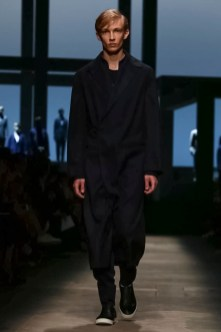 Ermenegildo Zegna Menswear Collection Spring Summer 2015 in Milan