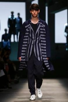 Ermenegildo Zegna Menswear Collection Spring Summer 2015 in Milan