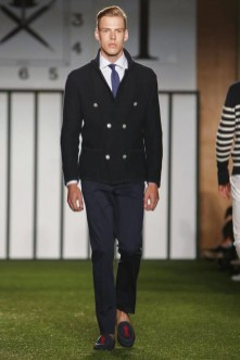 Hackett London, Menswear, Spring Summer, 2015, Fashion Show in London