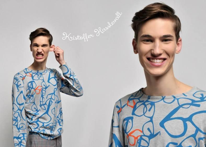 I LOVE models Kristoffer Hassehall