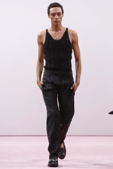 JW Anderson, Menswear, Spring Summer, 2015, Fashion Show in London