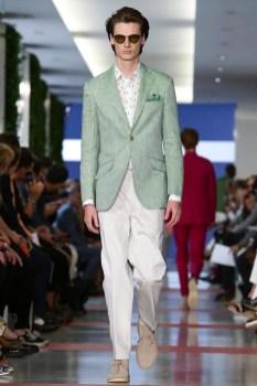 Richard James Menswear Spring Summer 2015 Fashion Show in London