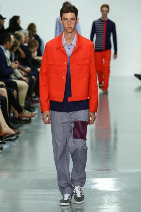Richard Nicoll, Menswear, Spring Summer, 2015, Fashion Show in London