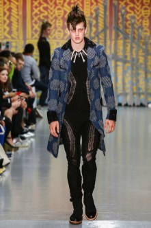 Sibling, Menswear, Spring Summer, 2015, Fashion Show in London