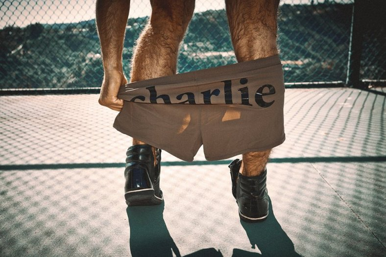 charlie by mz9