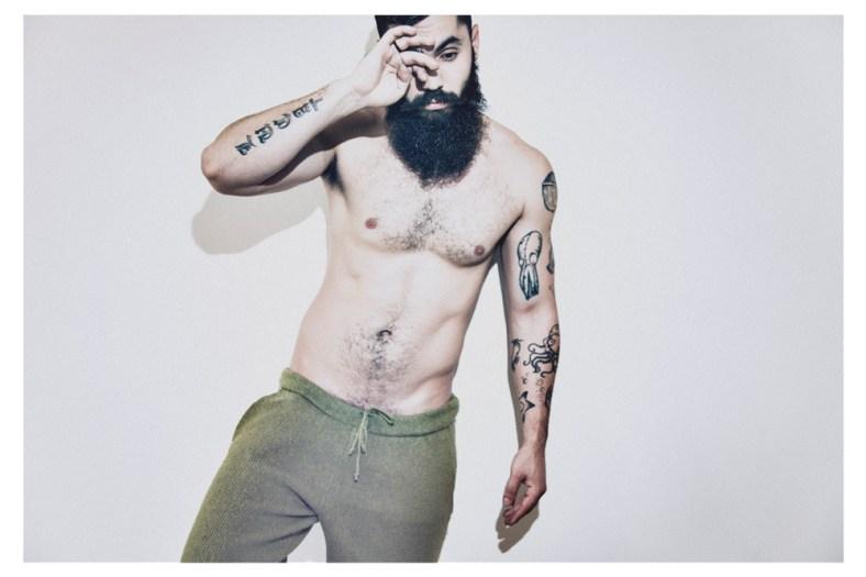 Luca Marchesini: Shorts Luca Larenza