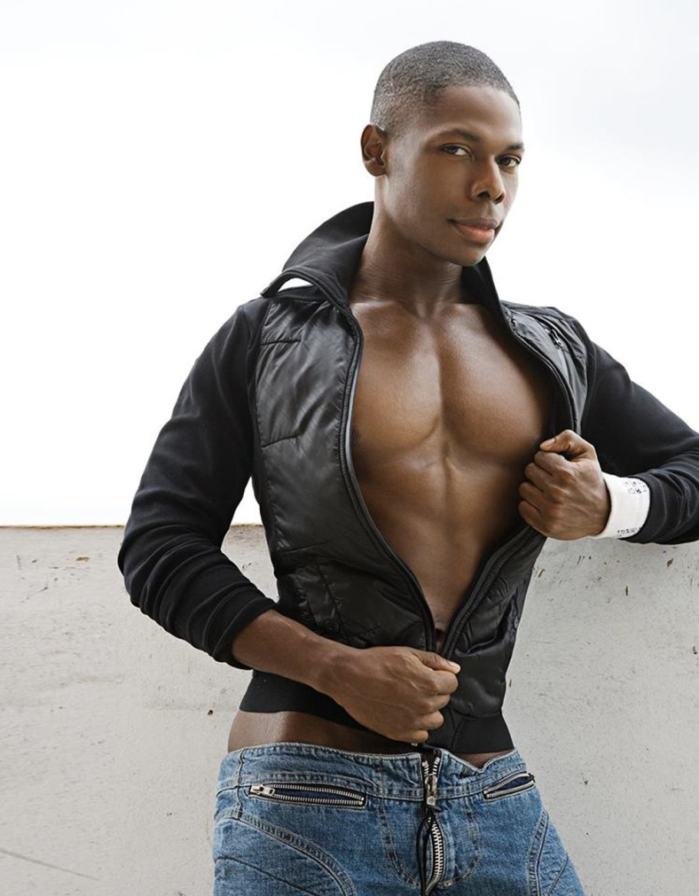 Laurence Hines by Rick Day