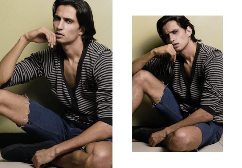 Model Giuliano Meneghin by Mendelson Villanueva Serrano