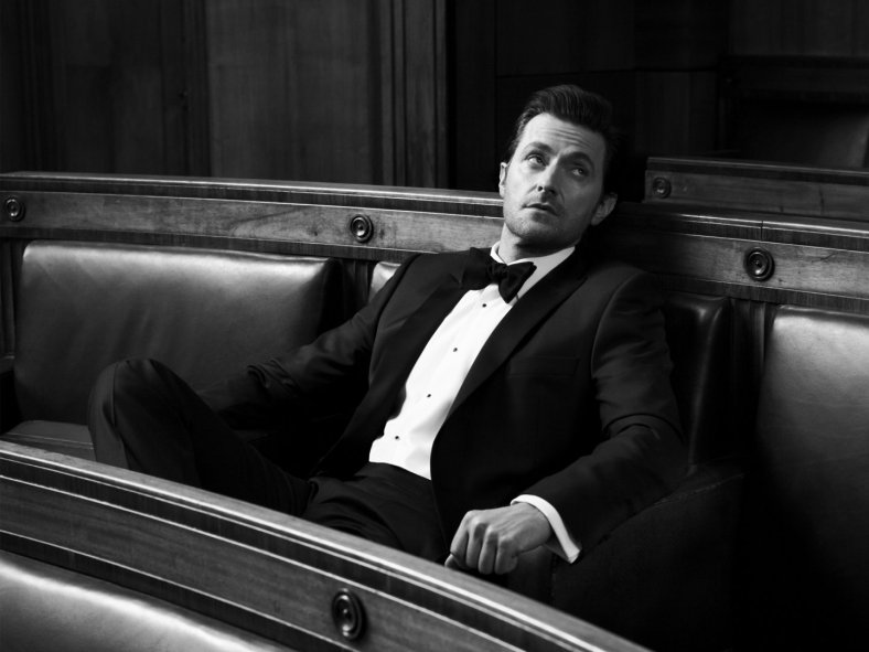 Richard Armitage for Esquire UK