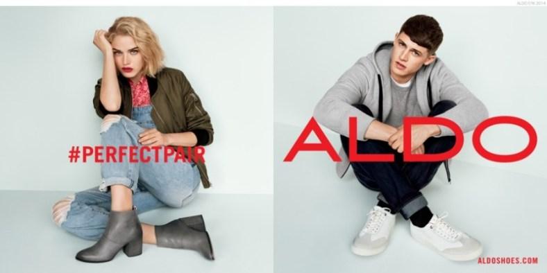 Aldo Fall/Winter 2014 Campaign