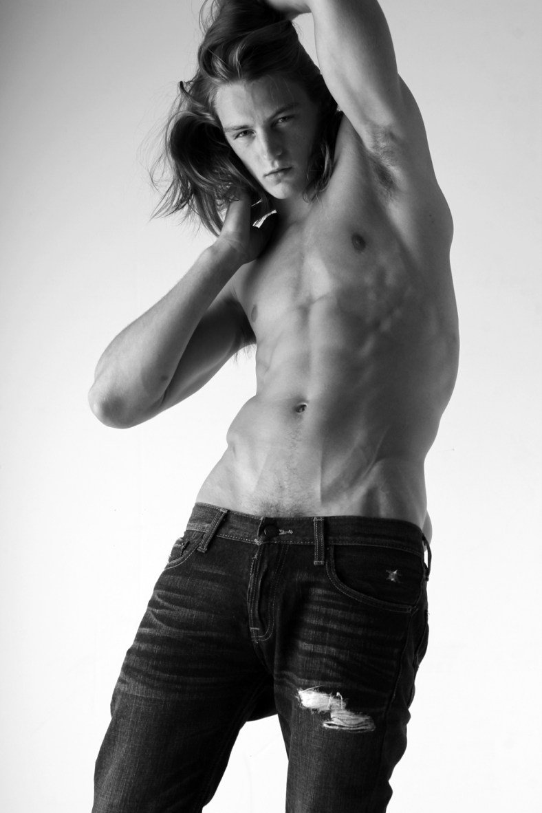 Brantley Harris by Michael Del Buono