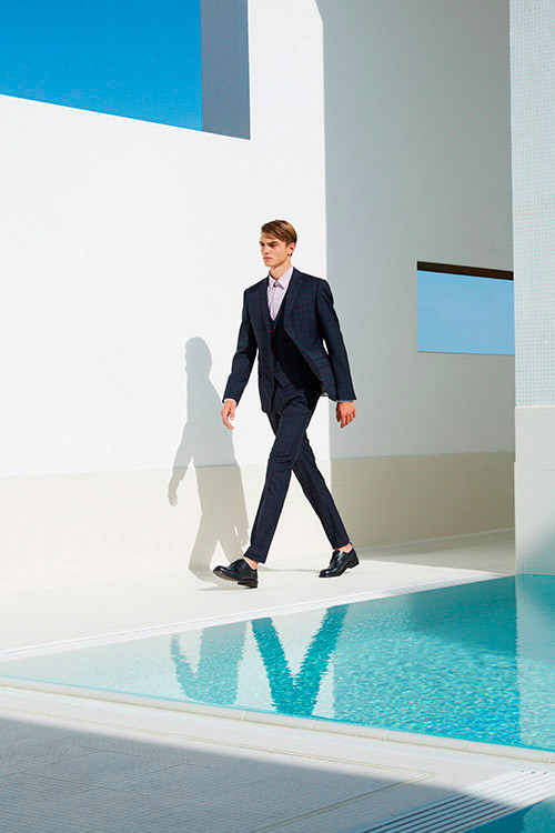 Christian Lacroix unveiled its Spring/Summer 2015 lookbook