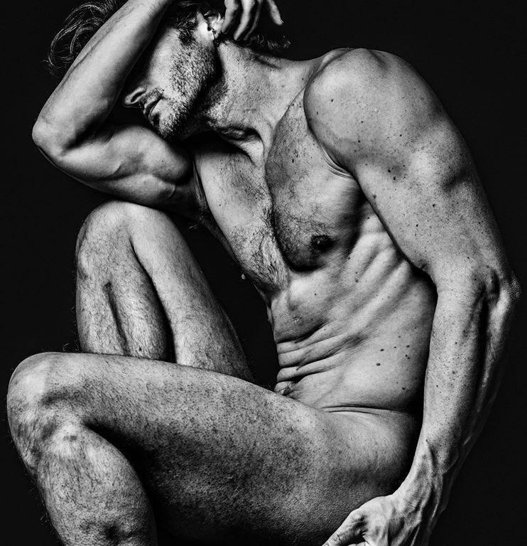 Joseph Hammond / Model: Jason Chipman Howlett