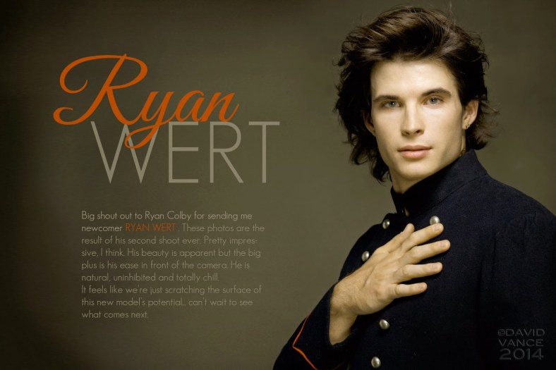 RYAN WERT BY DAVID VANCE