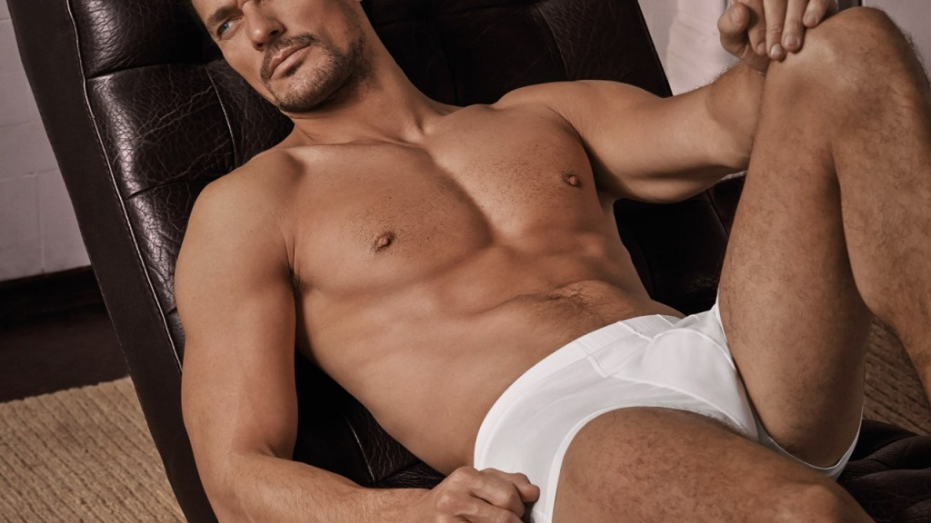 In Bed With David Gandy