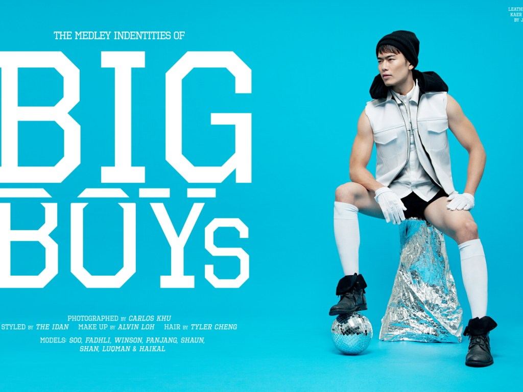 The Medley Identities of Big Boys by Carlos Khu Photography | Exclusive