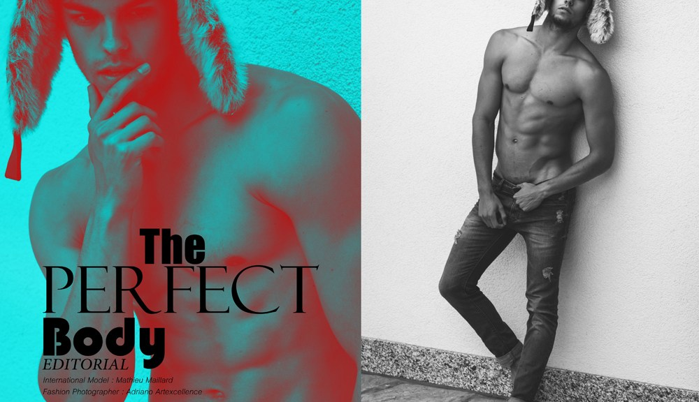 The Perfect Body   Mathieu Mailard by Adriano Artexcellence
