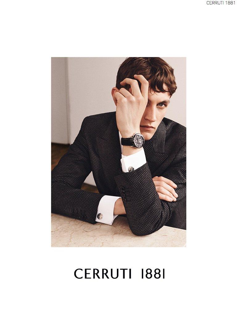Cerruti 1881 Fall/Winter 2014 Campaign