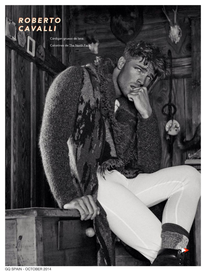 INVERNALIA | Ton Heukels and Edward Wilding for GQ SPAIN