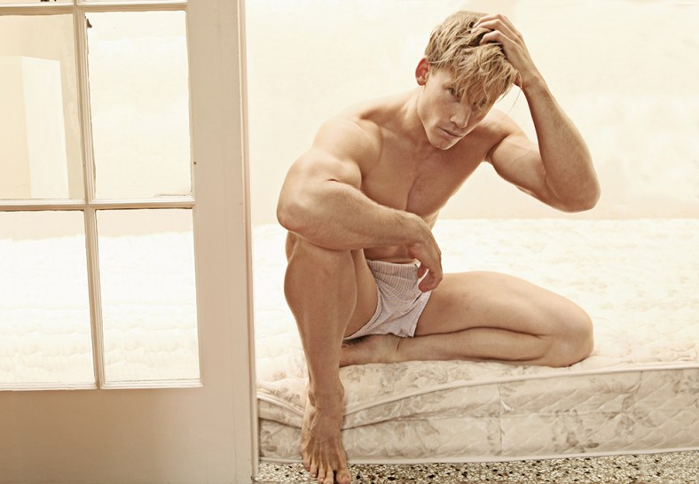 Calum Winsor by Karim Konrad | Exclusive