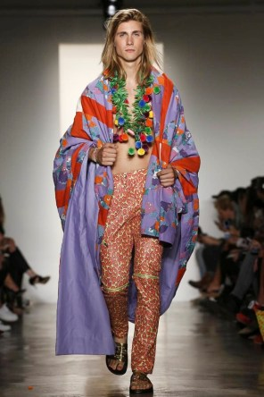 Jeremy Scott, Ready to Wear Spring Summer 2015 Collection in New York