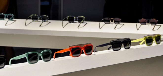 Eyewear HAZE Collection debuted its Spring/Summer 2015