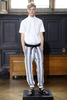 Timo Weiland Mens S/S 2015 New York