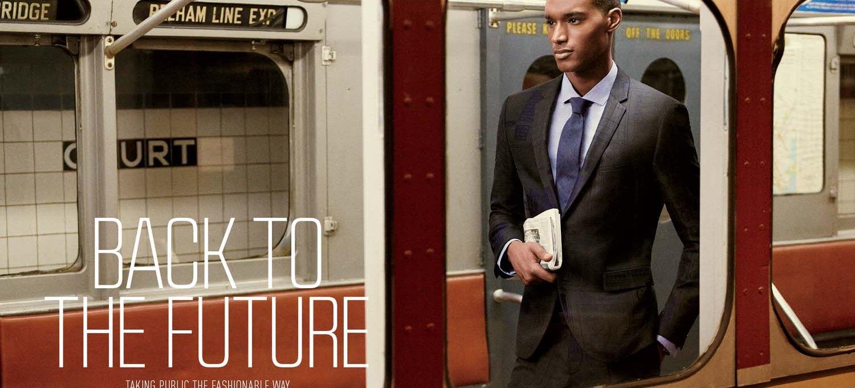 BACK TO THE FUTURE |PH: Chiun-Kai Shih | AUGUST MAN
