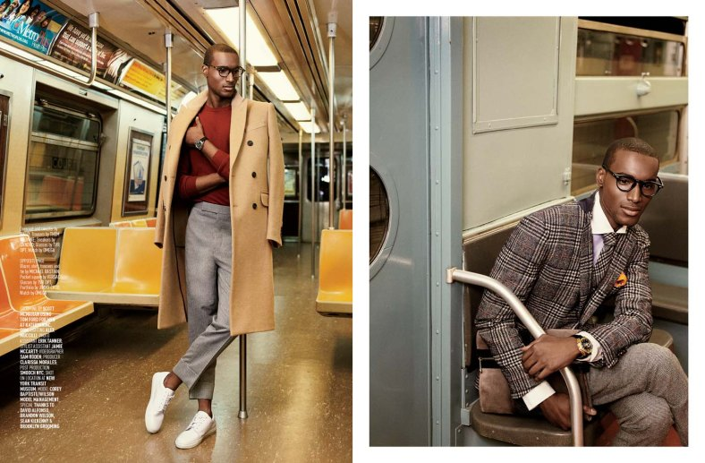 BACK TO THE FUTURE |PH: Chiun-Kai Shih | AUGUST MAN