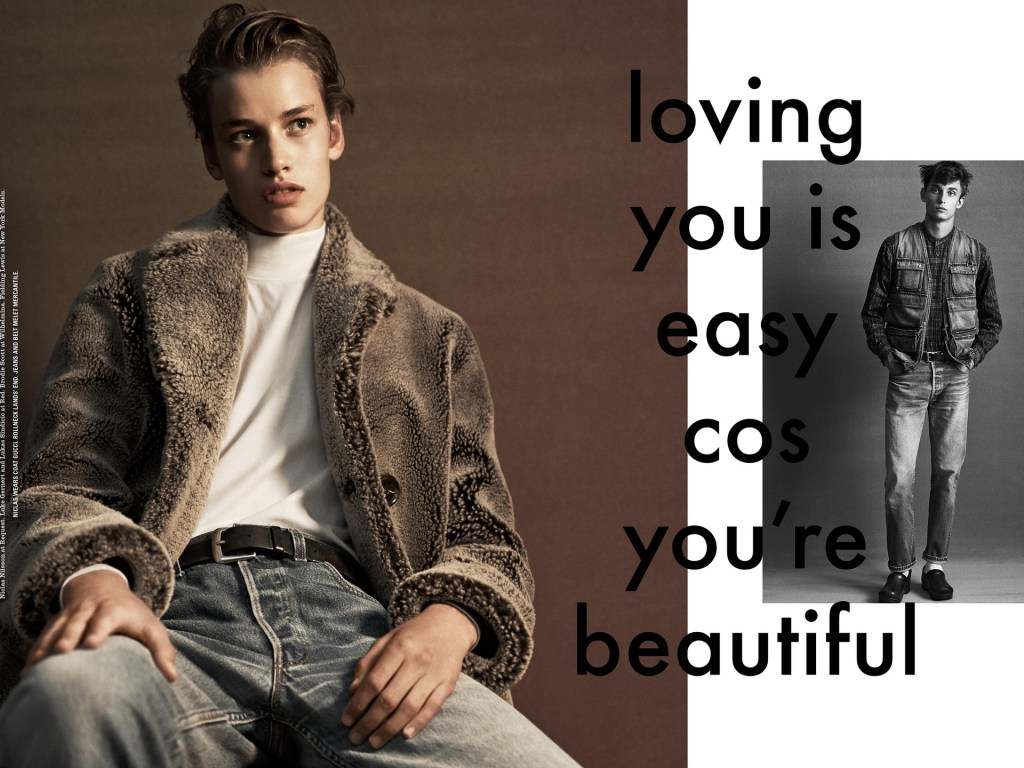i-D Fall 2014 'LOVING YOU IS EASY COS YOU'RE BEAUTIFUL' Ph: Lachlan Bailey Styling: Tony Irvine
