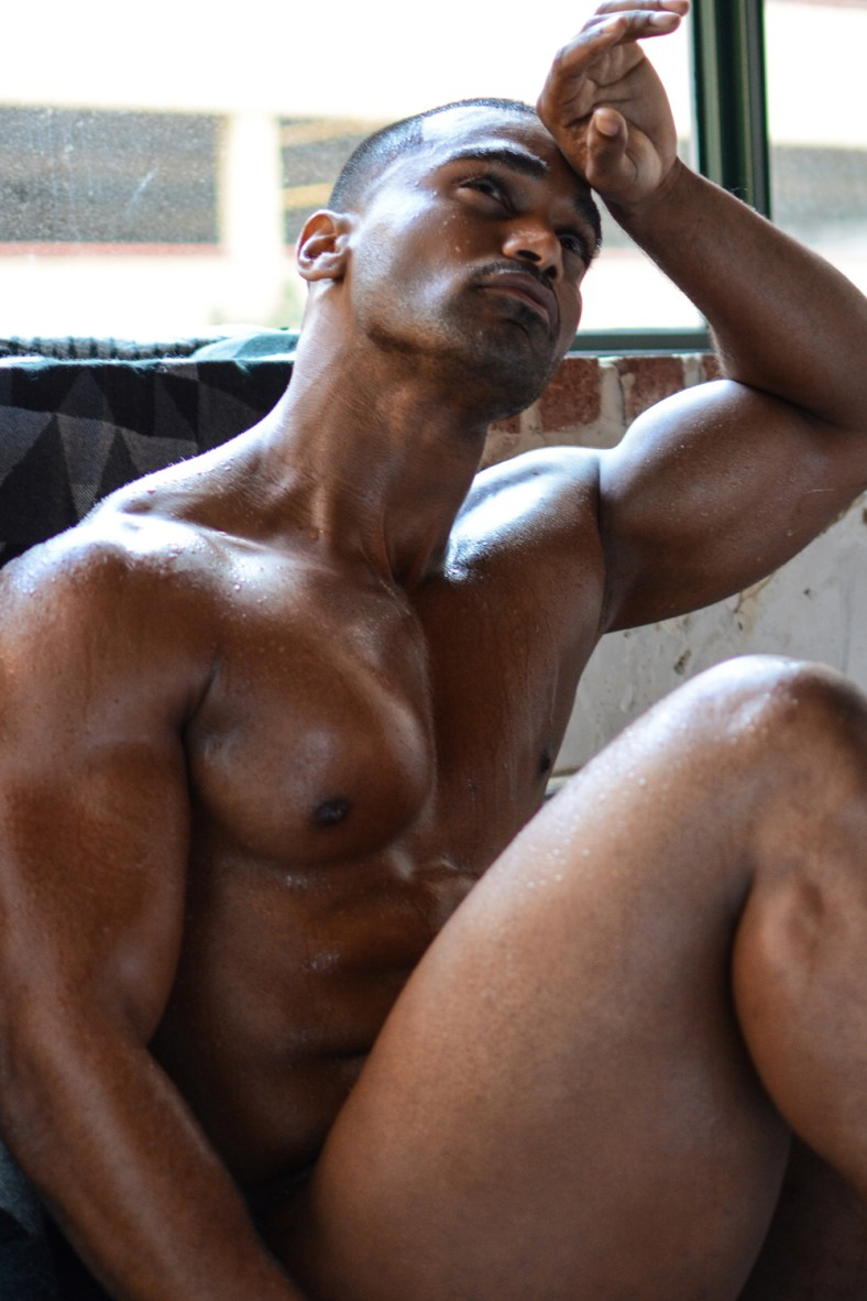 BURN | Antonio Stephen by Calvin Brockington | Exclusive Introduction