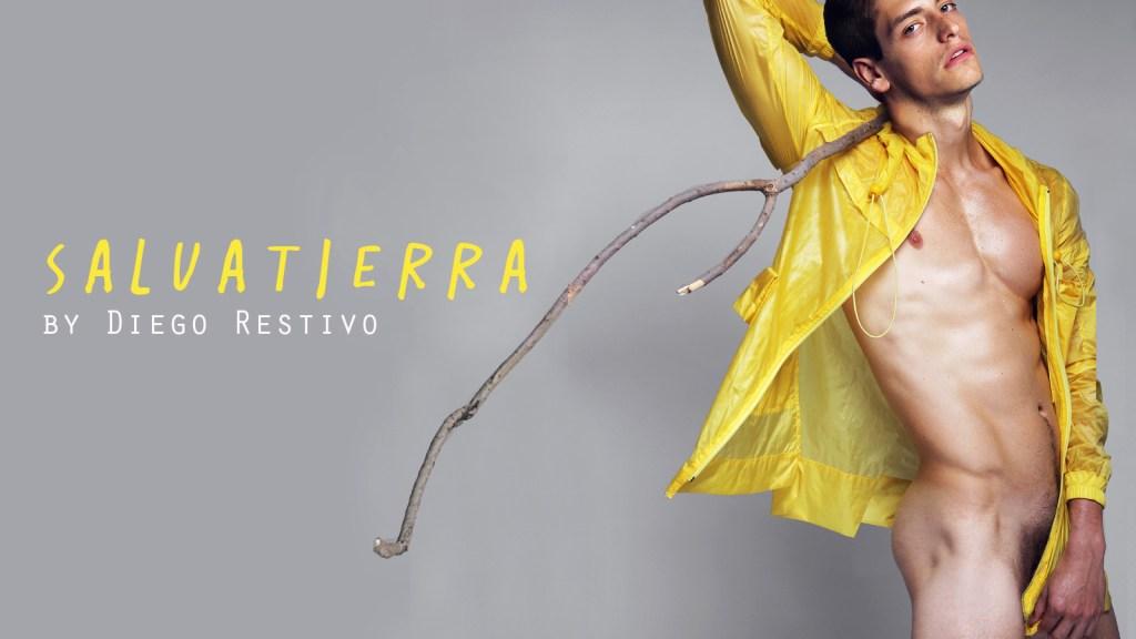 Guillermo Salvatierra by Diego Restivo