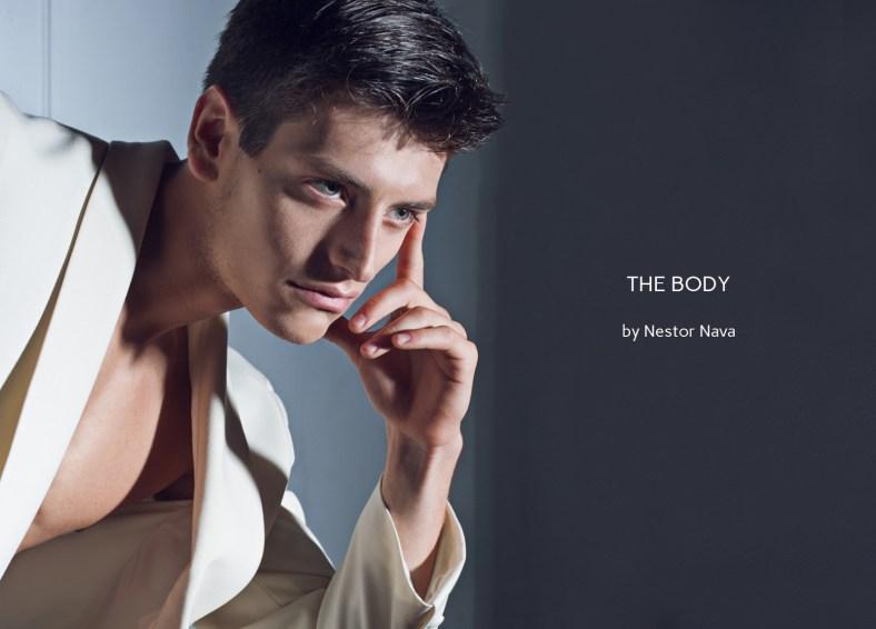 The body Model.Guille Salvatierra@DHRmodels Ph. Nestor Nava