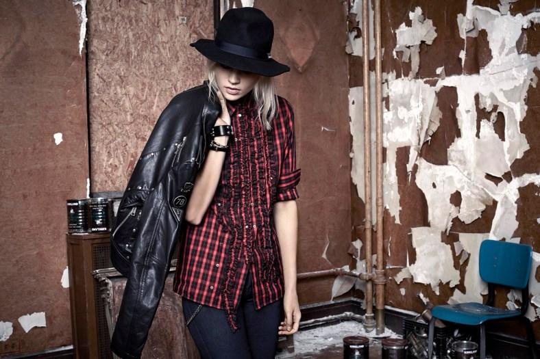 Diesel Pre-Spring 2015 Ph: Danielle Levitt Styling: Nicola Formichetti