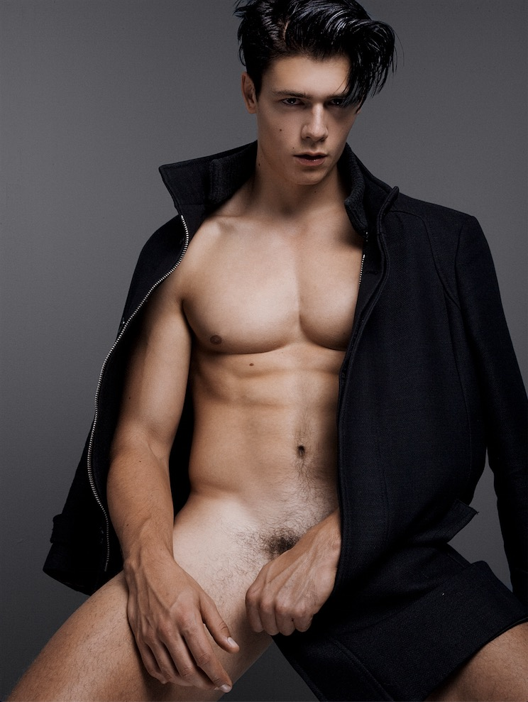Mario Adrion by Rick Day