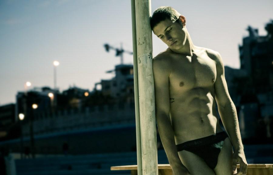 "Fashionably Male presents ""Morning Lights"" by Nir Slakman"