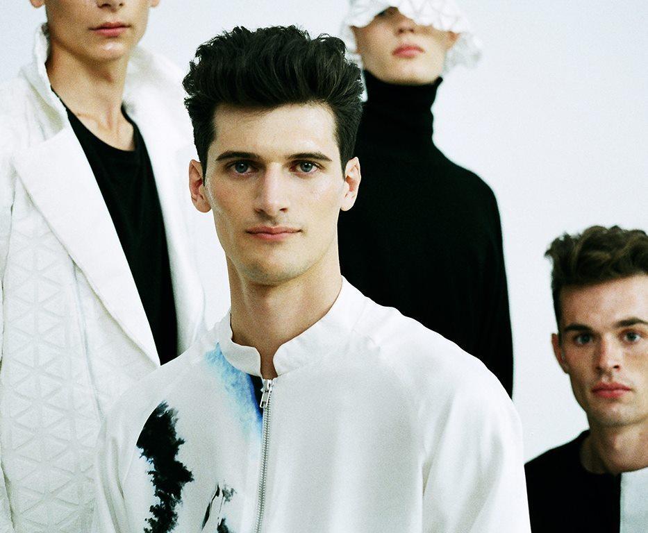 Photography - Juan Jose Lorenzo Hair - Sven Bayerbach Make up - Rachel O'Donnell Styling assistant - Natalie Martin