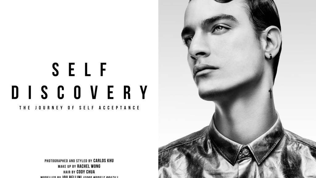"Self Discovery - ""The Journey of Self Acceptance"" by Carlos Khu"