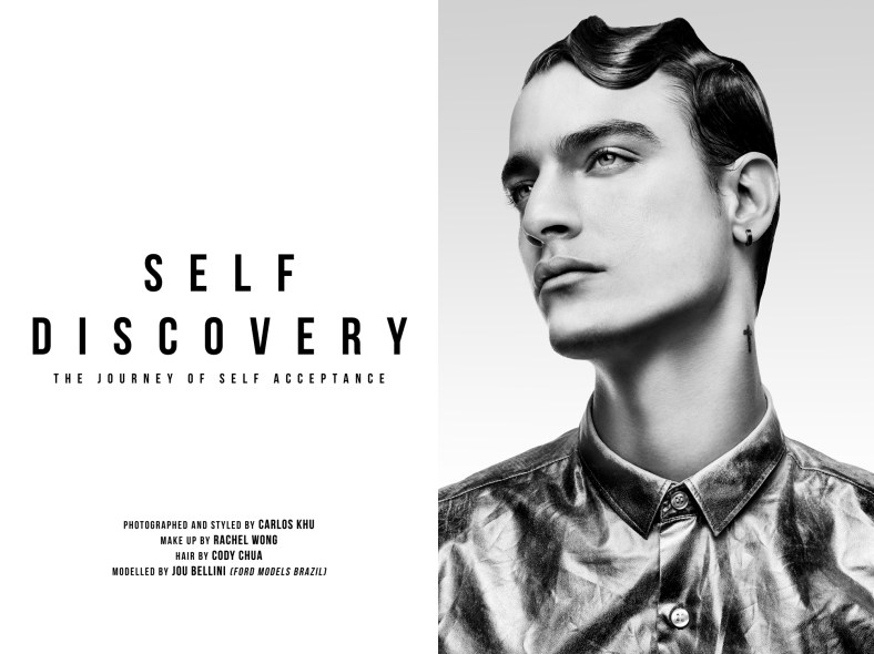 """Self Discovery - """"The Journey of Self Acceptance"""" by Carlos Khu"""