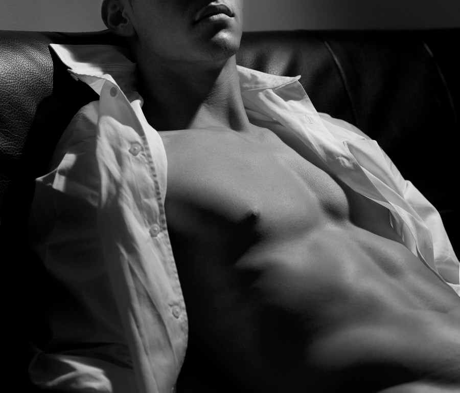 Mike West shot by Karl Simone