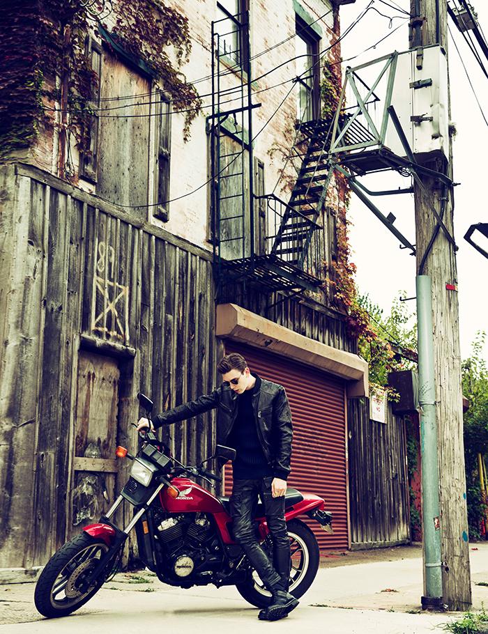 Visual Tales #13 Photographer: Candy Kennedy Stylist: John Tan