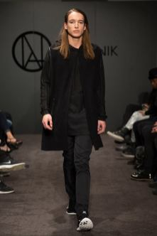 Ada + Nik Fall/Winter 2015 London