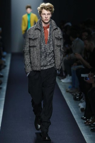 Bottega Veneta Menswear Fall Winter 2015 in Milan