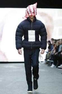Christopher Shannon Menswear Fall Winter 2015 London