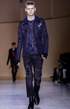 Diesel Black Gold Mens Fall:Winter 2015 Milan 01