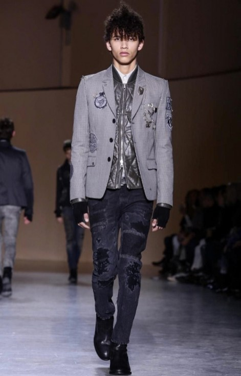 Diesel Black Gold Mens Fall:Winter 2015 Milan12