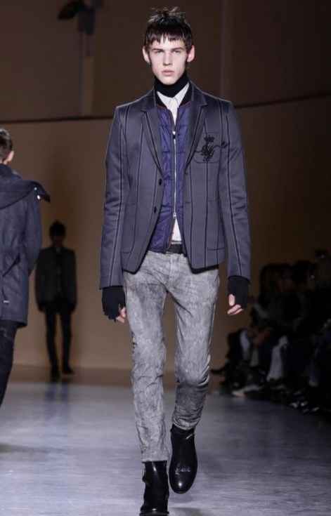 Diesel Black Gold Mens Fall:Winter 2015 Milan13