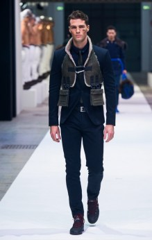 Dirk Bikkembergs Sport Couture Fall-Winter 2015 05